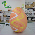 Advertising Giant Air Kinder Eggs Costume / Inflatable Easter Egg for Display
