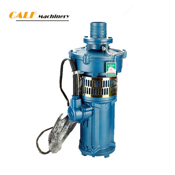 Low price energy saving electric submersible pump QS QY China national standard products