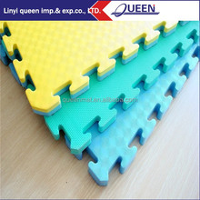 interlocking foam tiles for kids taekwondo shoes connecting foam mats