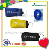 Top Hot Selling Portable Mini First Aid Kit With Cpr Mask