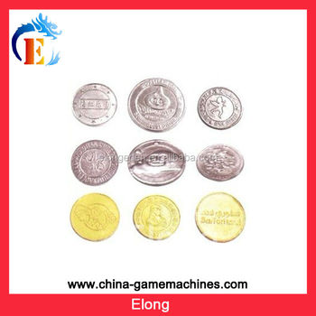 Game machine token,token coins for sale