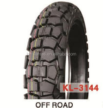 Motorbike tire off road 100/90-18