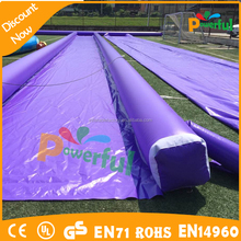 super custom 1000 ft slip n slide inflatable slide the city