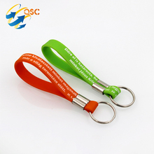 Custom Personalized Silicone Keychain For Sport