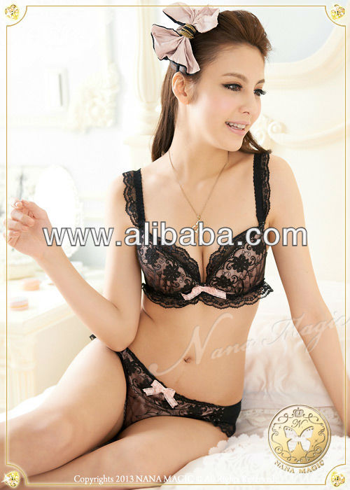 Sweety- bra set Japanese & Korea style