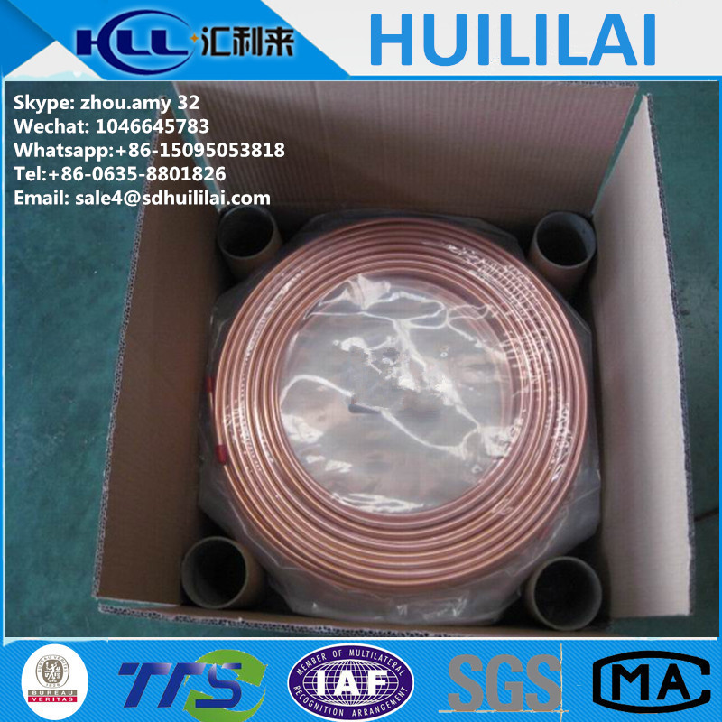 6.3.5mm pipe for air conditioners and refrigerators