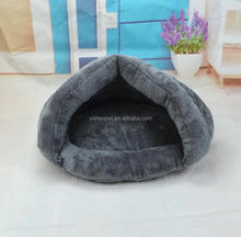 Hot Selling Lovely Soft Pet Products fluff Dog Bed Pet House