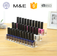 Best Selling Acrylic Nail Polish Display Floor Stand