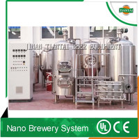 6bbl beer fermenter and brewhouse beer draft machine for sale