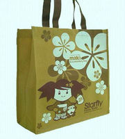 Non-Woven Promo Tote Bag Shopping with Handle