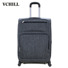 Modern design 4 wheel trolley 3 pcs set luggage suitcase