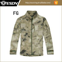 New design fashion low price winter mens military training jacket men woodland jackets