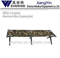 Camping bed;first-aid device;medical equipment ;emergency;patient;stryker;rescue; hand frame; forces use