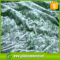 1%-4% uv resistant fabric/agriculture non woven fabric,100% pp/polypropylene nonwoven fabric for weed control/agriculture ground