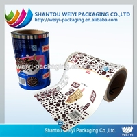 Custom printed multilayer food packaging film with high quality