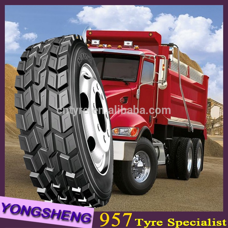 China Yongsheng Factory 385/65R22.5 Dongying Tyre Chain