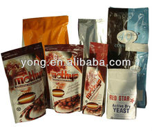 four sealing printing Aluminum bags for coffee
