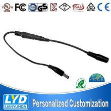 5.5 x 2.1*10mm DC Power cable With Female Plug Connector Adapter wire