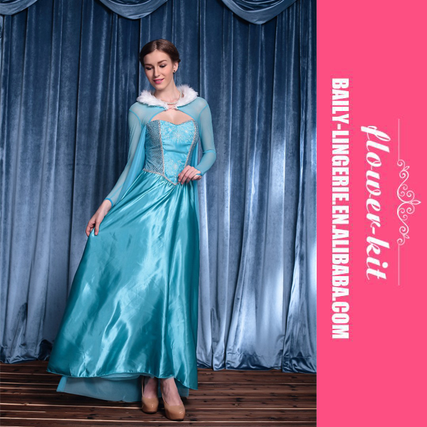 Adult Princess Dress Carnival Halloween Cosplay Costumes For Women