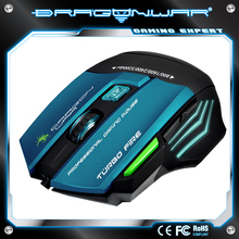 OEM Professional 3200DPI with 9 Buttons 4 DPI Adjustment Optical USB Wired Macro Gaming Mouse