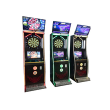 Arcade game machine coin operated electronic dart boards phoenix dart machine for sale