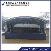 Roof tent truss for concert show,aluminum truss for outdoor event