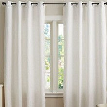 wholesale best quality dupioni silk blackout fabric for window curtain
