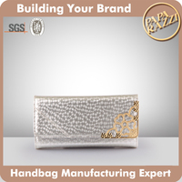 4542 2016 Top Quality High End Nice Women Purse Clutch