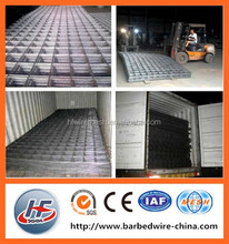 rebar welded wire mesh/pvc coated welded wire mesh panels/all kinds of welded wire mesh specifications