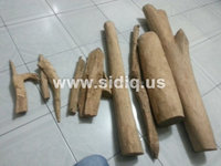 Sandalwood Log and Stick