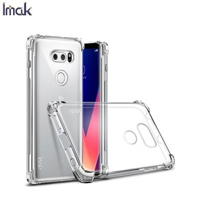 2018 Trending Phone Case Imak Airbag Design Anti-Knock Case For LG V30+ H930 Clear Soft TPU Phone Cover For LG V30