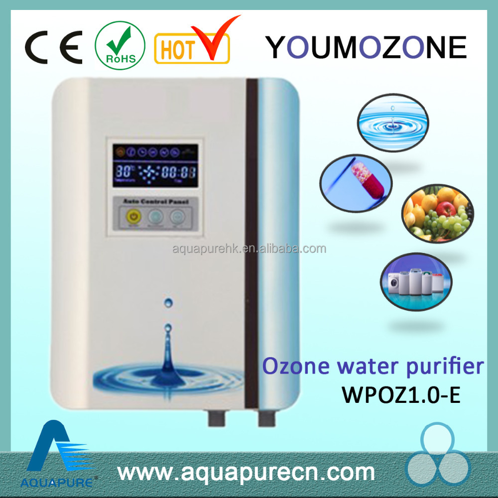 High performance Household Ozone fruit and vegetable washer