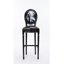 Luxury and cheap french style bar stool parts accessories