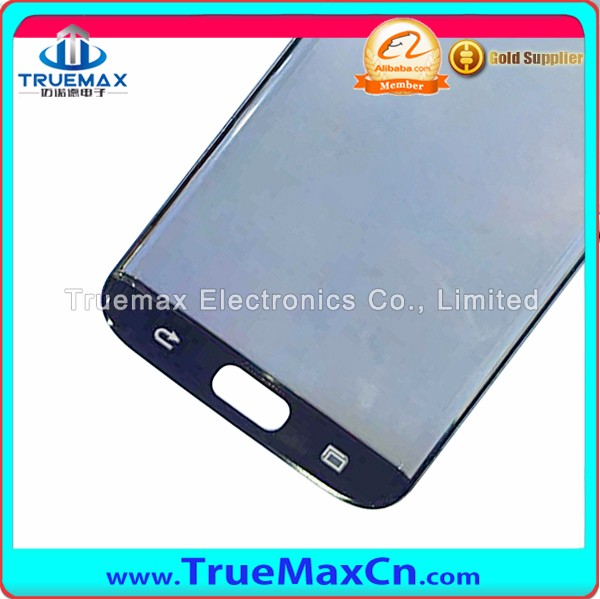Wholesale Factory Touch Screen Digitizer Glass With Polarized Light for Samsung Galaxy S7 Edge
