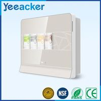 Under sink 5/4 stages reverse osmosis water filter system water purifier machine for commercial