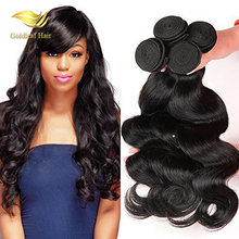 Grade 7A unprocessed raw virgin human hair real untouched brazilian virgin hair
