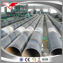 Alibaba website trade assurance spiral steel pipe manufacturer