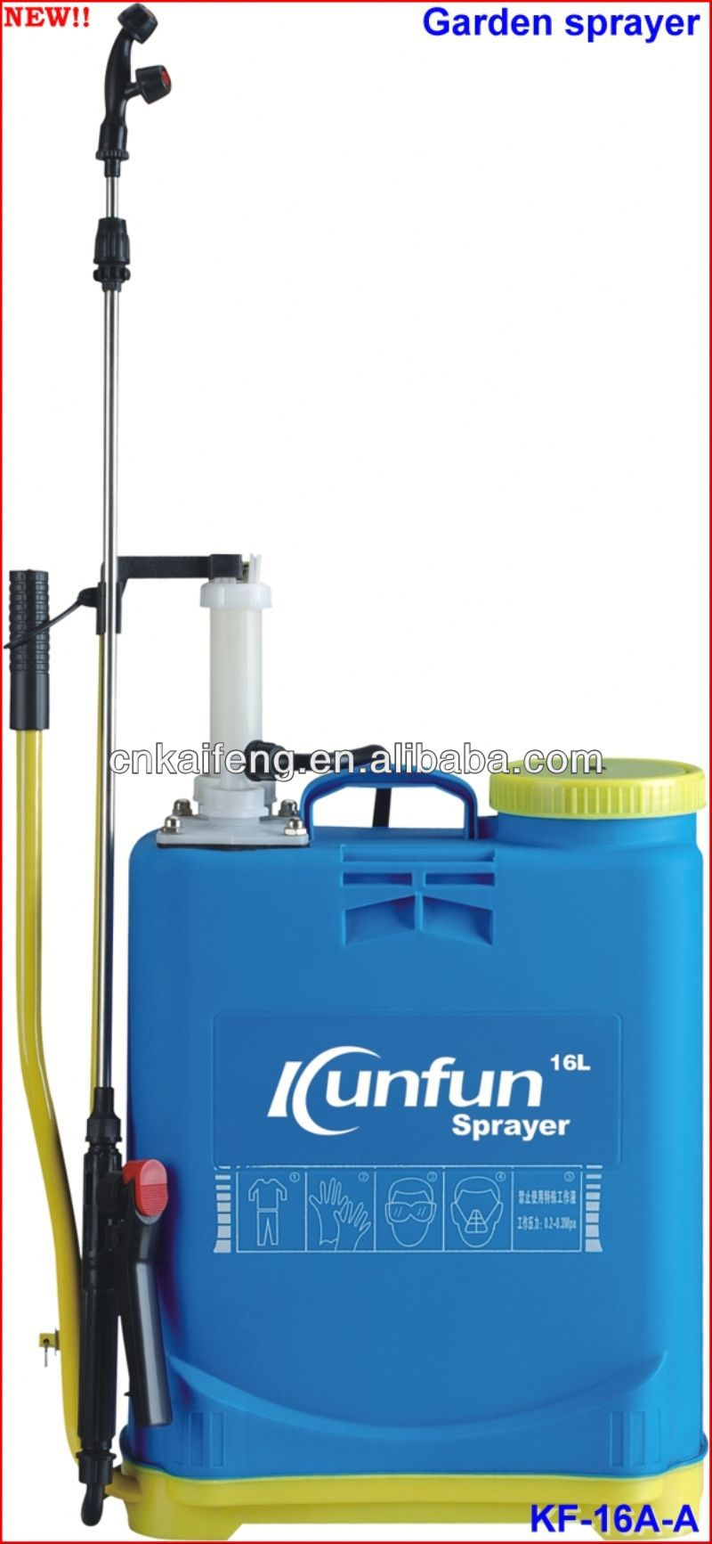 2013 new design Battery sprayer factory Power Sprayer tricycle power sprayer