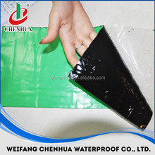 Construction building self adhesive roof felt for waterproofing system