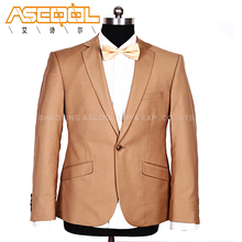 OEM Anti-Static Piping Cotton Business Indian Wedding Suits For Men