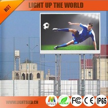 Hot Sale & High Quality Outdoor Digital Commercial Advertising Full Color P6 LED Screen/LED Sign/LED Display Billboard