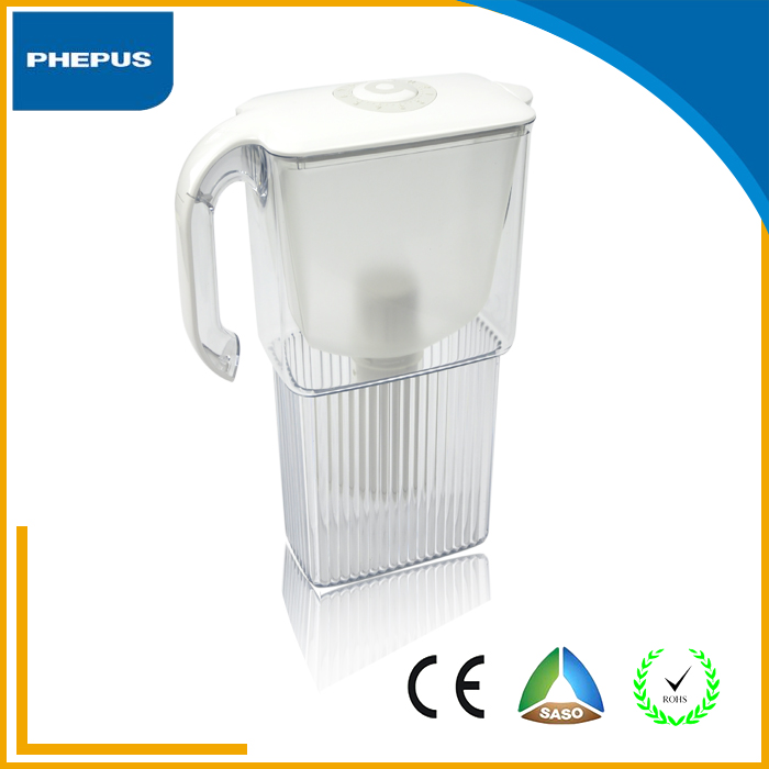 Household Using drinking water machine portable alkaline water filter pitcher