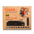 2017 Best Selling Products Tiger T100 Combo Arabic HD Combo DVB-S2 DVB-T2 Satellite Receiver