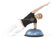 PVC Bosu Balance ball/Bosu Balance Trainer Exercices