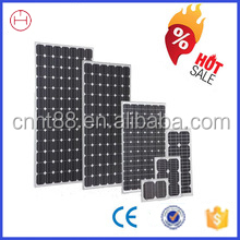 2015 customized 100 watt solar panel