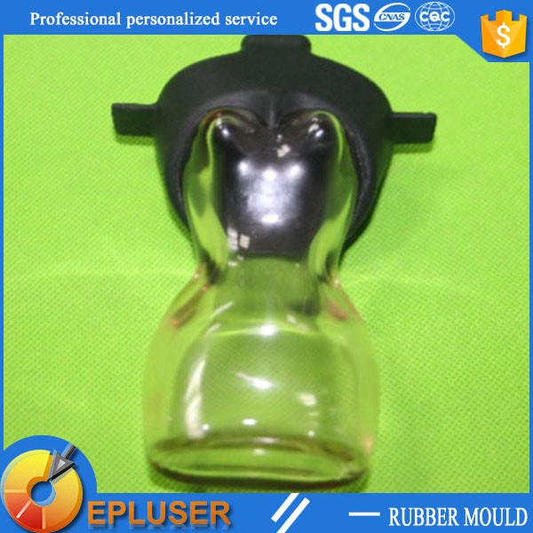 Rubber cover cheap rubber/silicone part molded rubber part