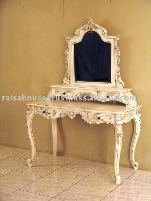 French Furniture-French Dressing Table