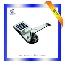 China products hotel card reader door lock for wholesales
