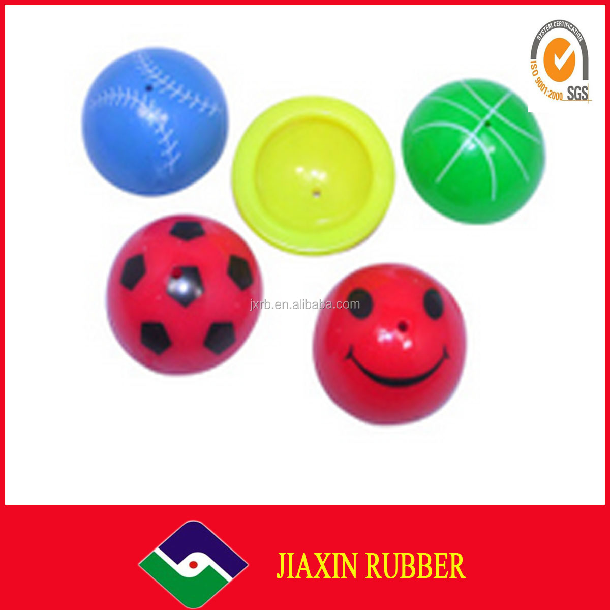 2014 natural rubber ball,pet toy ball,rubber bouncing ball /magical intellect ball labyrinth iq puzzle toy
