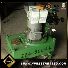 ZB4-500 Prestressed High Pressure Hydraulic Electric Oil Pump